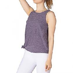Beyond Yoga Women's All For Ties Tank Deep Amethyst Wild Wisteria
