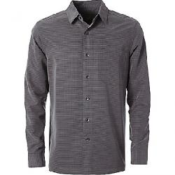 Royal Robbins Men's Desert Pucker Dry LS Shirt Asphalt