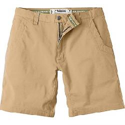 Mountain Khakis Men's All Mountain 10 Inch Relaxed Fit Short Yellowstone