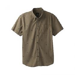 Prana Men's Broderick Shirt Slate Green