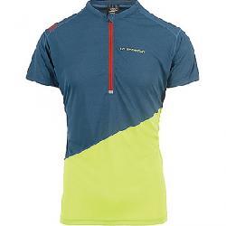 La Sportiva Men's Limitless T-Shirt Opal Applegreen