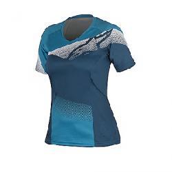 Alpine Stars Women's Stella Mesh SS Jersey Blue / Aqua