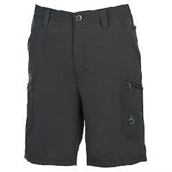 Hook & Tackle Men's Driftwood Stretch Short Porpoise Grey