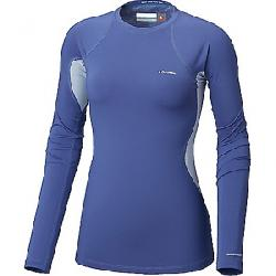 Columbia Women's Midweight Stretch Long Sleeve Top Eve / Faded Sky