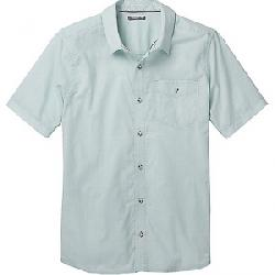 Toad & Co Men's Airbrush Levee SS Shirt Aquifer