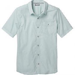 Toad & Co Men's Airbrush Levee SS Shirt Aquifer