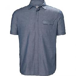 Helly Hansen Men's Huk Short Sleeve Shirt CATALINA BLUE