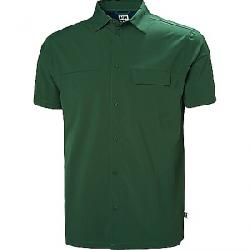 Helly Hansen Men's Verven Short Sleeve Shirt JUNGLE GREEN