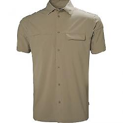 Helly Hansen Men's Verven Short Sleeve Shirt FALLEN ROCK