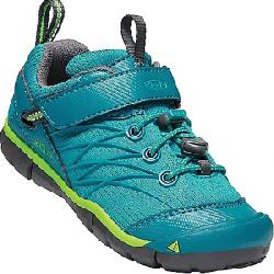 Keen Kids' Chandler CNX Shoe Tahitian Tide / Bright Green
