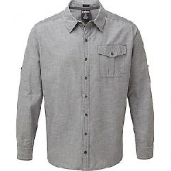 Sherpa Men's Lokta LS Shirt Kharani Grey