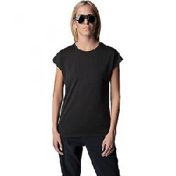 Houdini Women's Big Up Tee True Black