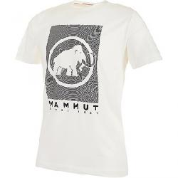 Mammut Men's Trovat T-Shirt Bright White