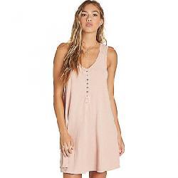 Billabong Women's Last Call Dress Dusty Blush