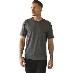 Manduka Men's Cross Train Tee HEATHER GREY