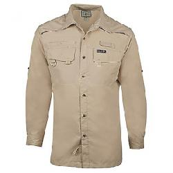 Hook & Tackle Men's Seacliff LS Shirt Sand