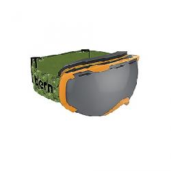 Bern Boys' Sawyer Goggles Green Scribble