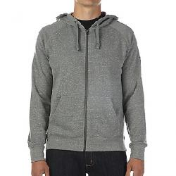 Moosejaw Men's Secret Agent Zip Hoody Heather Grey