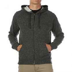 Moosejaw Men's Secret Agent Zip Hoody Heather Black