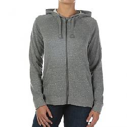 Moosejaw Women's Secret Agent Zip Hoody Heather Grey