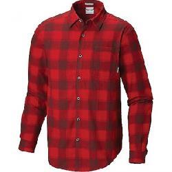 Columbia Men's Boulder Ridge LS Flannel Shirt Elderberry Ombre