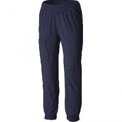Columbia Youth Girls' Silver Ridge Pull-On Banded Pant Nocturnal