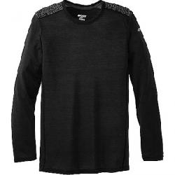 Brooks Men's Distance Long Sleeve Black/Black Static