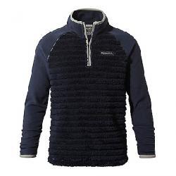 Craghoppers Kid's Maddiston Half Zip Fleece Sweater Blue Navy