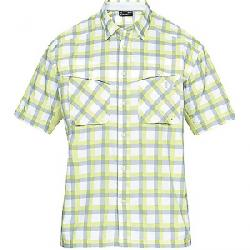 Under Armour Men's UA Tide Chaser Plaid SS Top Fade / / Elemental