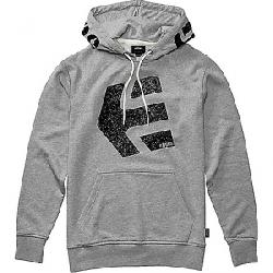 Etnies Men's Hype Hooded Fleece Pullover Heather Grey