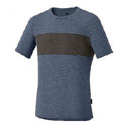 Shimano Men's Transit T-Shirt Navy Blazer
