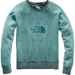 The North Face Women's Reverse Shadow Crew Crystal Teal
