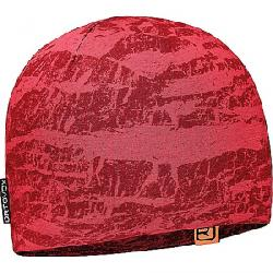 Ortovox 120 Tec Beanie Hot Coral