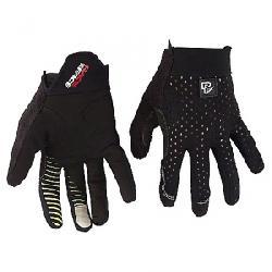RaceFace Stage Full Finger Glove Black