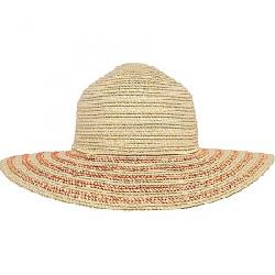 Sunday Afternoons Women's Sun Haven Hat Natural/Coral Blend