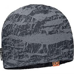 Ortovox 120 Tec Beanie Black Steel