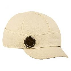 Stormy Kromer Button Up Cap Winter White