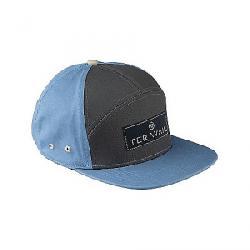 Teravail 7-Panel Baseball Cap Turquoise/Dark Grey