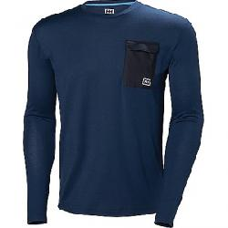 Helly Hansen Men's Lomma Long Sleeve Shirt CATALINA BLUE