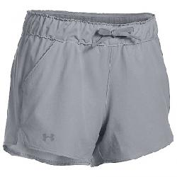 Under Armour Women's UA Turf and Tide Short Overcast Grey / Steel
