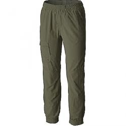 Columbia Youth Girls' Silver Ridge Pull-On Banded Pant Cypress