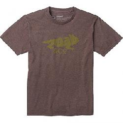 Toad & Co Imbedded Toad SS Tee Turkish Coffee Heather