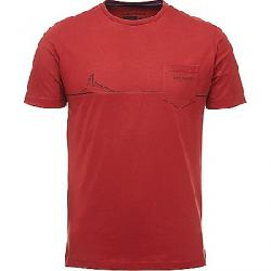 Black Diamond SS Men's Tower Tee Red Oxide