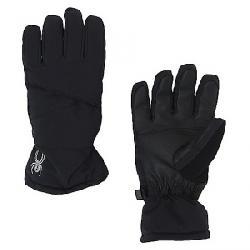 Spyder Girls' Astrid Ski Glove Black / Black