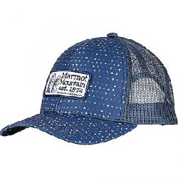 Marmot Angles Trucker Cap Arctic Navy