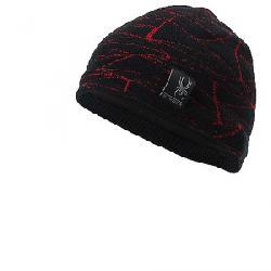 Spyder Boys' Web Hat Black / Red / Black