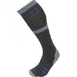 Lorpen Men's T2 Classic Merino Ski Light Sock Grey/Blue