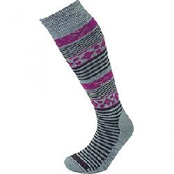 Lorpen Women's T2 Classic Merino Ski Light Sock Pink