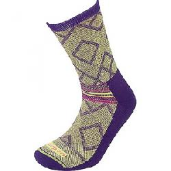 Lorpen Women's T2 Lifestyle Diamond Sock Pistachio