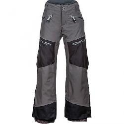 Marmot Boys' Freerider Pant Slate Grey / Black
